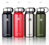 Jiakang doppel-wandige Edelstahl-Vakuumwasser-Flasche