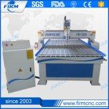 Máquina de estaca barata do CNC do router de madeira do CNC para o couro acrílico