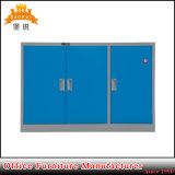3개의 문 파란 금속 사무용 가구 내각 강철 로커