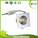 15W Square LED Downlight met 3 Years Warranty