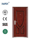 Porta de aço barata da venda quente (RA-S113)