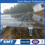 Безрамные зажимы крепления панели солнечных батарей