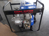 Agricultural Irrigation Useのための4インチSingle Stage Centrifugal Key Start Portable Diesel Water Pump