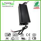 Controlador de alta calidad LED 12V7.5A (FY1207500) con Pfc