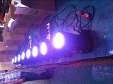 luz principal movente pequena de 18X3w RGB 3in1 (ICON-M005B)