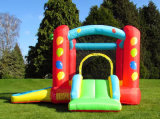 Mini Bouncy Castle Air gonflables pour intérieur/résidentiel Bouncer Inflatable Bouncy Castle CR3002