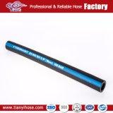 1SN-16mm 5/8'' la manguera hidráulica flexible resistente al aceite