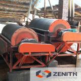 Mineral de hierro, mineral de oro, cobre separador magnético por China Fabricación