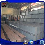 鋼鉄建物のための熱間圧延JISの構造Hのビーム鋼鉄