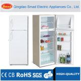 直立した自動霜の世帯の使用の両開きドア冷却装置