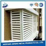 Windows-Cortinas de acero de aluminio/galvanizadas para el blindaje del aire acondicionado