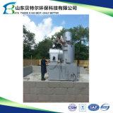 Wfs-100 Kg/h usine de vêtements incinérateur de déchets en tissu