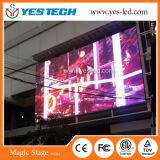 Grande di cartello dello schermo dell'affitto LED della fase magica