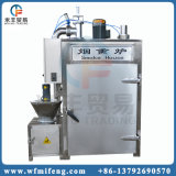 Machine de fumage de poissons semi-automatiques de bonne qualité