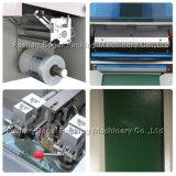 Máquina de aluminio automática cad del paquete del flujo de la bisagra de puerta