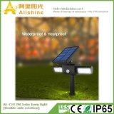 prato inglese del giardino di 2W LED o indicatore luminoso solare della parete