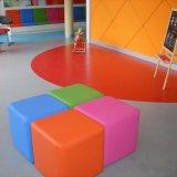 Luxuxvinyl-Belüftung-Fußbodenbelag-