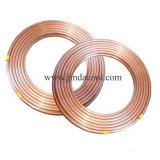 ASTM B280 Pancake Coil Copper Tube in Refrigeration