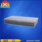 Алюминиевый профиль профиля fin радиатор для питания полупроводниковых устройств