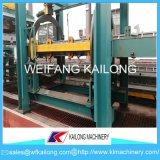 El sello de vacío automática de alta calidad de la línea de producción de moldeo