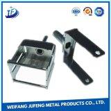 Tôle d'OEM estampant la fabrication de partie pour le connecteur de cuivre/la charnière porte en acier de Stainess