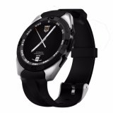 Reloj elegante fino para la pantalla táctil androide de Bluetooth 4.0 del soporte del IOS redonda