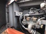 Condição de trabalho hidráulica Hitachi usado da máquina escavadora da esteira rolante 200-6