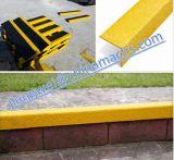 Black Nosing를 가진 FRP/GRP/Fiberglass Stair Tread Cover