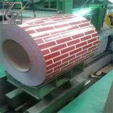 Высокое качество коврик Az70 20/5 Prepainted Galvalume стали PPGL катушки
