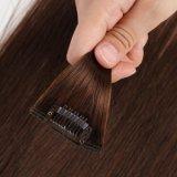 Aviva el cabello humano Clip Hair Extension 7pcs 70 gramos (AV-CHL07-18-2)