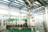 유리병 탄산 음료 세척 채우는 캡핑 기계