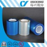 Película plástica azul del claro a prueba de calor del aislante (CY20L)