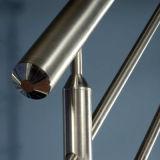 De Leuningen Balutrade van het Traliewerk van de Trede van het roestvrij staal