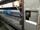 Caja de cartón totalmente automático de 5 colores máquina de impresión Flexo con secar
