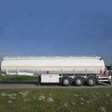 독일 현탁액 가득 차있는 트레일러 연료 트럭 트레일러