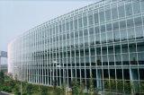 緑のカーテン・ウォール緩和された低いEガラス(Jinbo)