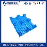 Palette perforée de plastique de paquet de mémoire d'utilisation d'étage