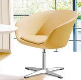 최신 판매 라운지용 의자 PU 의자 커피 의자 살아있는 의자