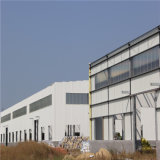 Hochfestes vorfabriziertes Stahlrahmen-Zelle-Aufbau-Gebäude