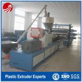 Linea di produzione di plastica del macchinario dell'espulsione dello strato della pellicola del PVC