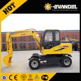 Excavatrice à roues 6 tonnes mini Wyl65
