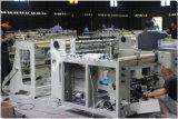 폴리프로필렌 HDPE t-셔츠 Polythene 쇼핑 플라스틱은 기계를 만드는 부대를 전송한다