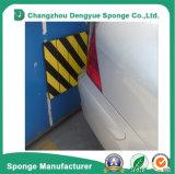 Anti-rayures de bord de porte côté couvercle protecteur de la mousse ignifuge