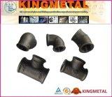 Encaixes de tubulação do ferro maleável de ASTM A197 300psi