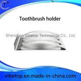 De aangepaste Houder van de Tandenborstel van het Roestvrij staal