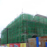 HDPE Gebäude-Sicherheitsnetz/Aufbau-Sicherheitsnetz-/Shade-Netz