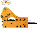 Sb30 ciseau 53mm Broyeur hydraulique pour pelle excavatrice 3-5tonne