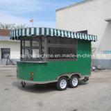 O melhor caminhão do alimento, reboque do gelado, carro Jy-B21 do cão quente