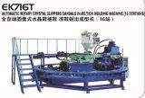 Автоматическая ПВХ Crystal сандалии машины литьевого формования зерноочистки