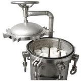 Корпус фильтра патрона воды микрона нержавеющей стали для еды промышленной